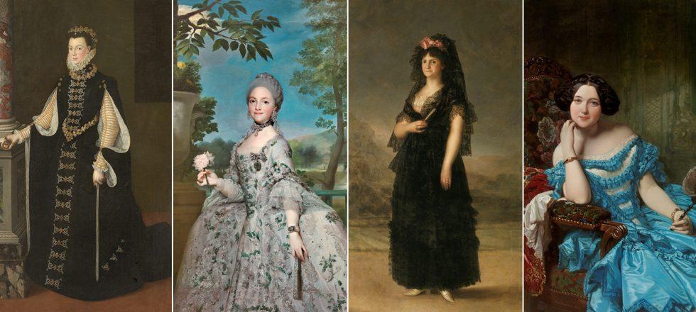 La evolución del vestido (y la moda) a través de 14 cuadros del Museo del Prado