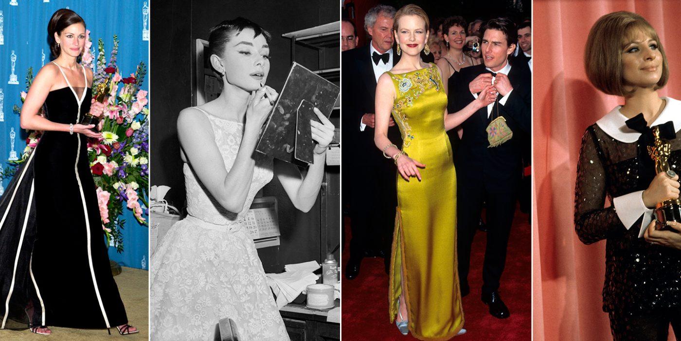 Historia de la moda en los Oscar