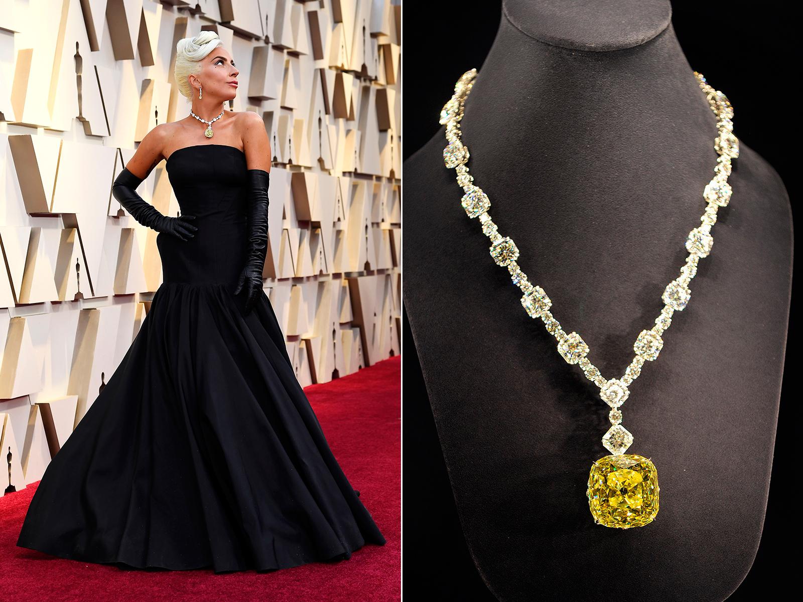 Lady Gaga en los Oscar