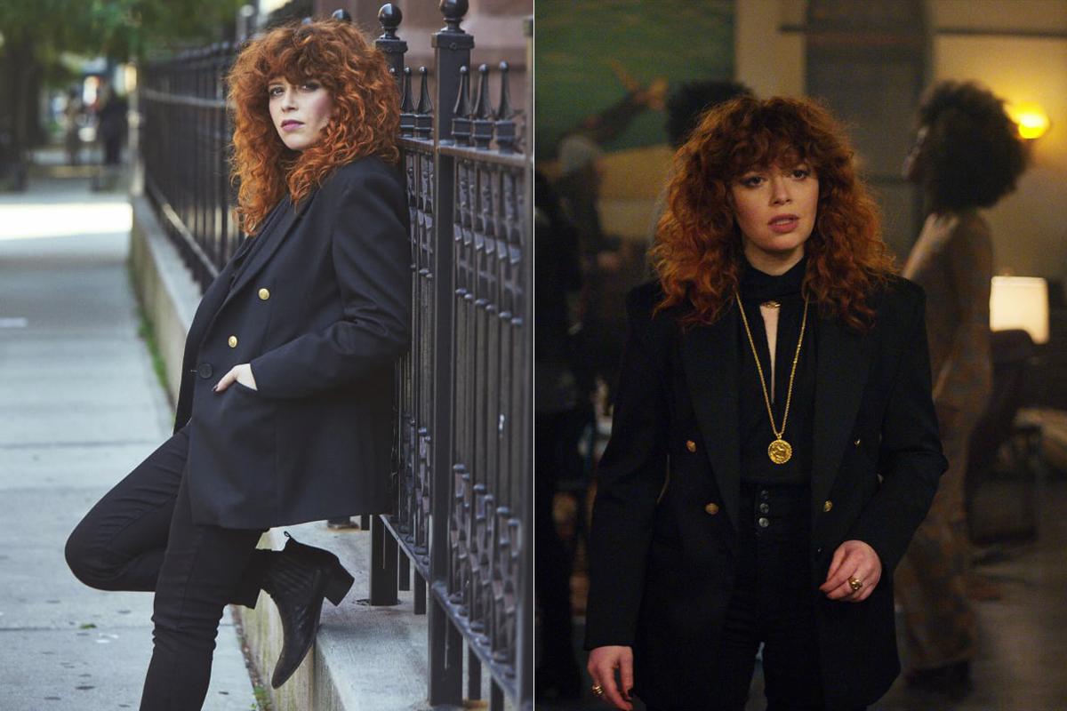 Natasha Lyonne Muñeca Rusa