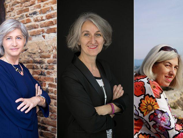 El orgullo de tener canas, cuatro mujeres nos explican cómo cuidarlas