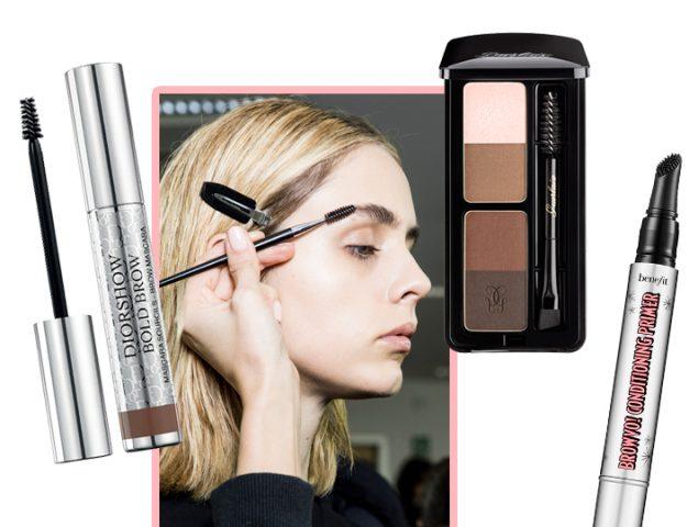 6 técnicas para maquillar tus cejas esta primavera