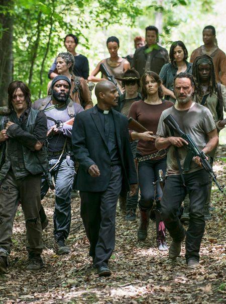 La maldición de 'The walking dead':por qué todos sus actores abandonan la serie