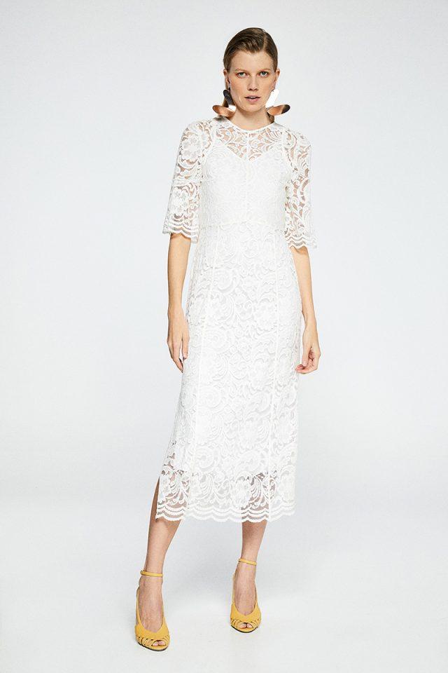 12 vestidos 'low cost' con los que te puedes casar