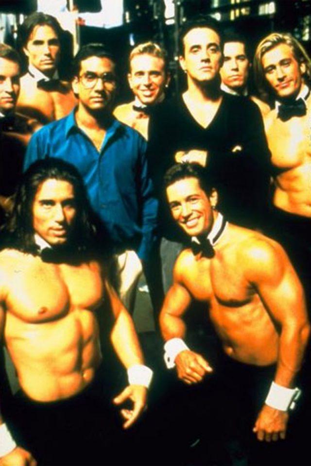 12 'strippers' masculinos que protagonizaron películas y series de televisión