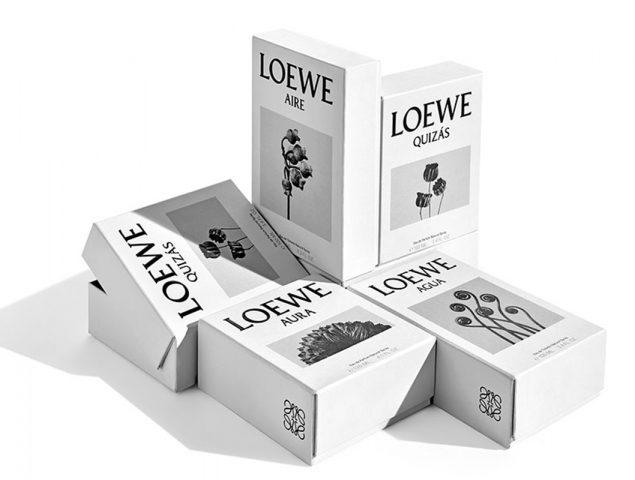 Loewe Perfumes lleva el arte de la naturaleza hasta el centro de Madrid