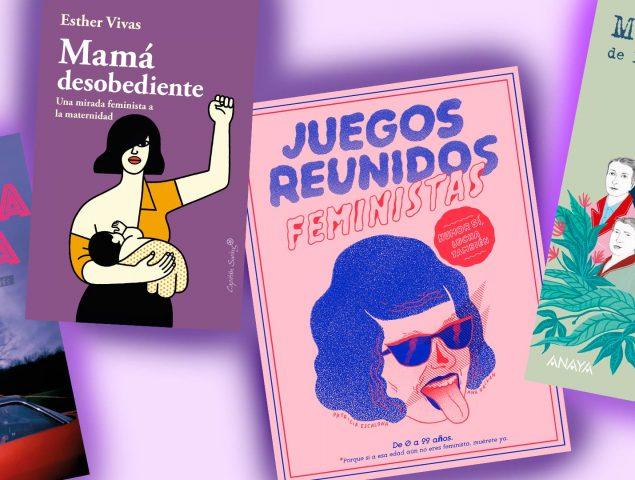 Feminismo: 27 libros para tener una visión actual