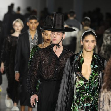 Genderless moda masculina