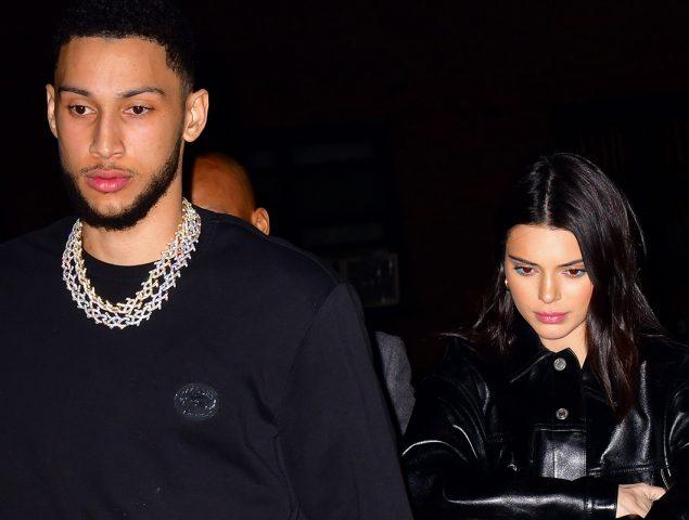 Sí, Kendall Jenner y Ben Simmons son la pareja millennial que necesitábamos (y estas son las pruebas)