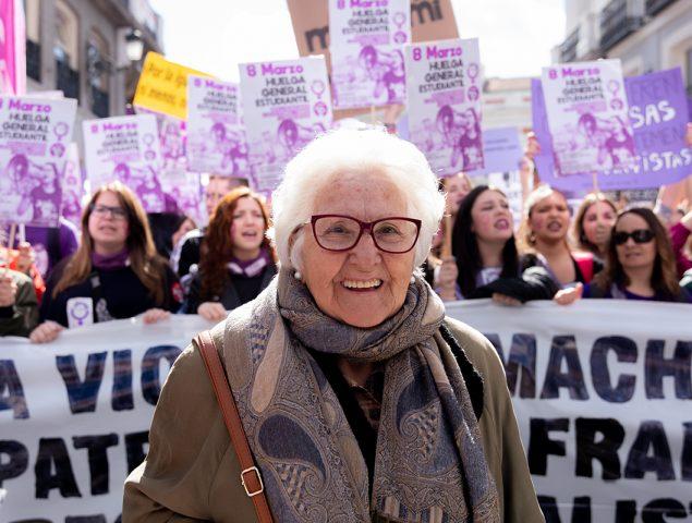 20 imágenes que nunca olvidaremos de la segunda huelga feminista española