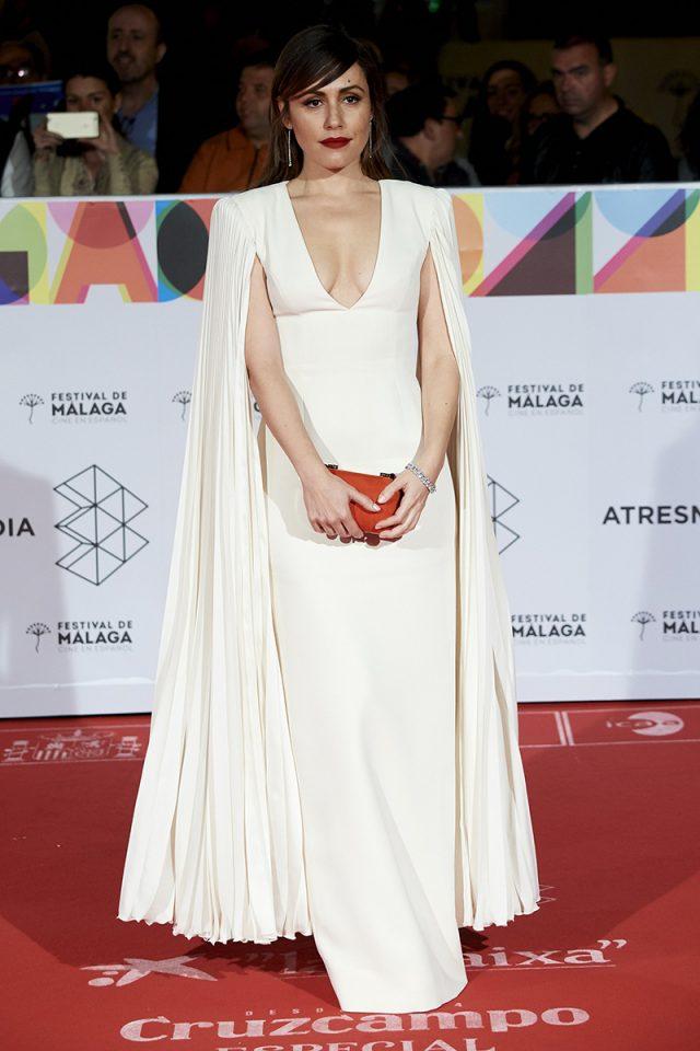 Los mejores looks de la alfombra roja del Festival de Málaga 2019