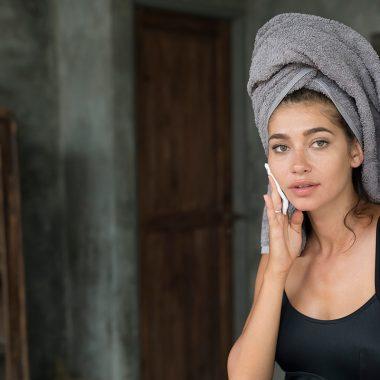 toallitas desmaquillantes