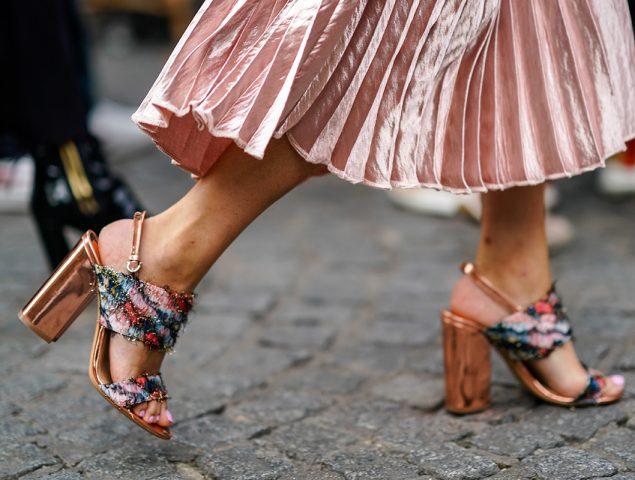 Siete trucos para sobrevivir a las sandalias sin rozaduras (o casi)