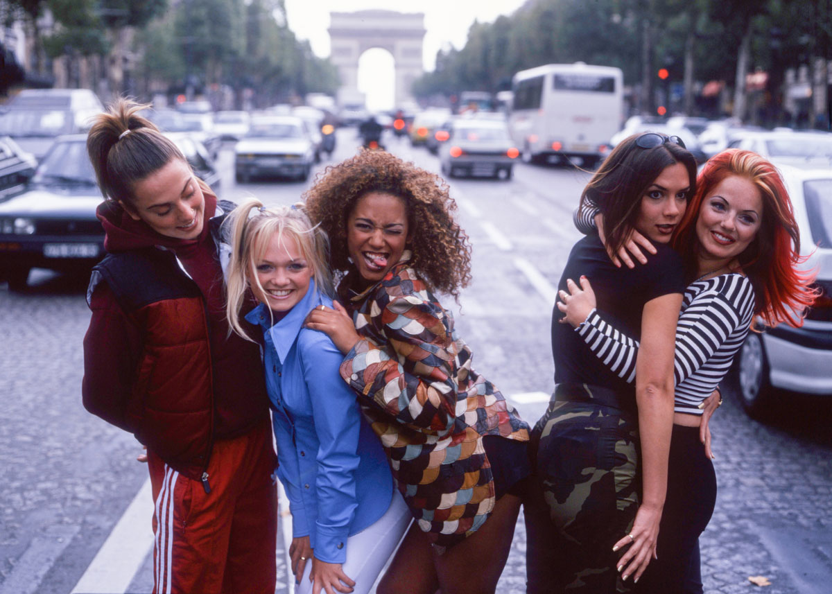 Mel B Spice Girls