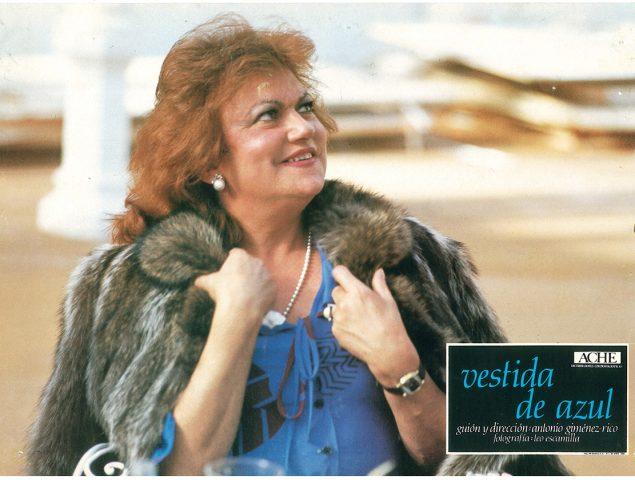 """""""Vestidas de azul"""", la realidad de las mujeres trans hace 35 años"""