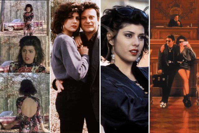 10 pruebas de que Marisa Tomei tuvo el mejor armario de los 90