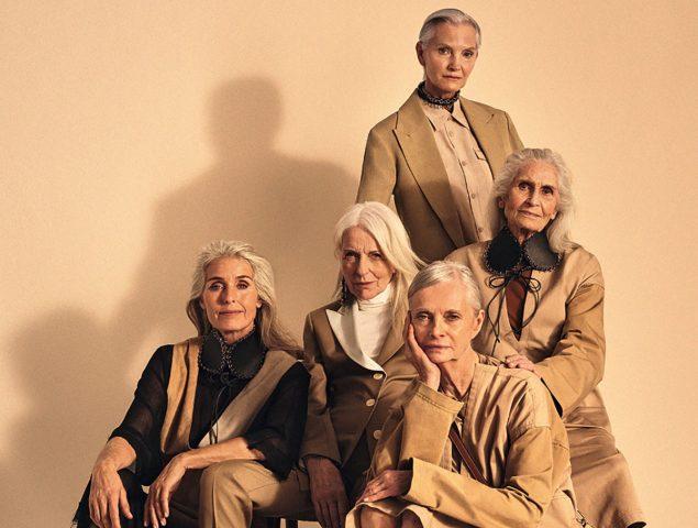 De 52 a 90 años: estas mujeres con canas y arrugas reivindican que la edad no es un obstáculo