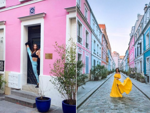 «Se ha convertido en un infierno»: la colorida calle de París tomada por los 'instagramers'