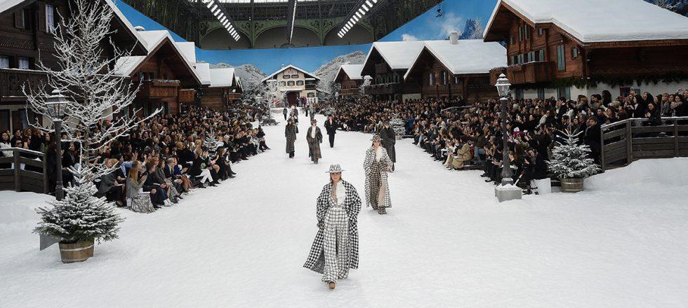 La última colección de Karl Lagerfeld para Chanel