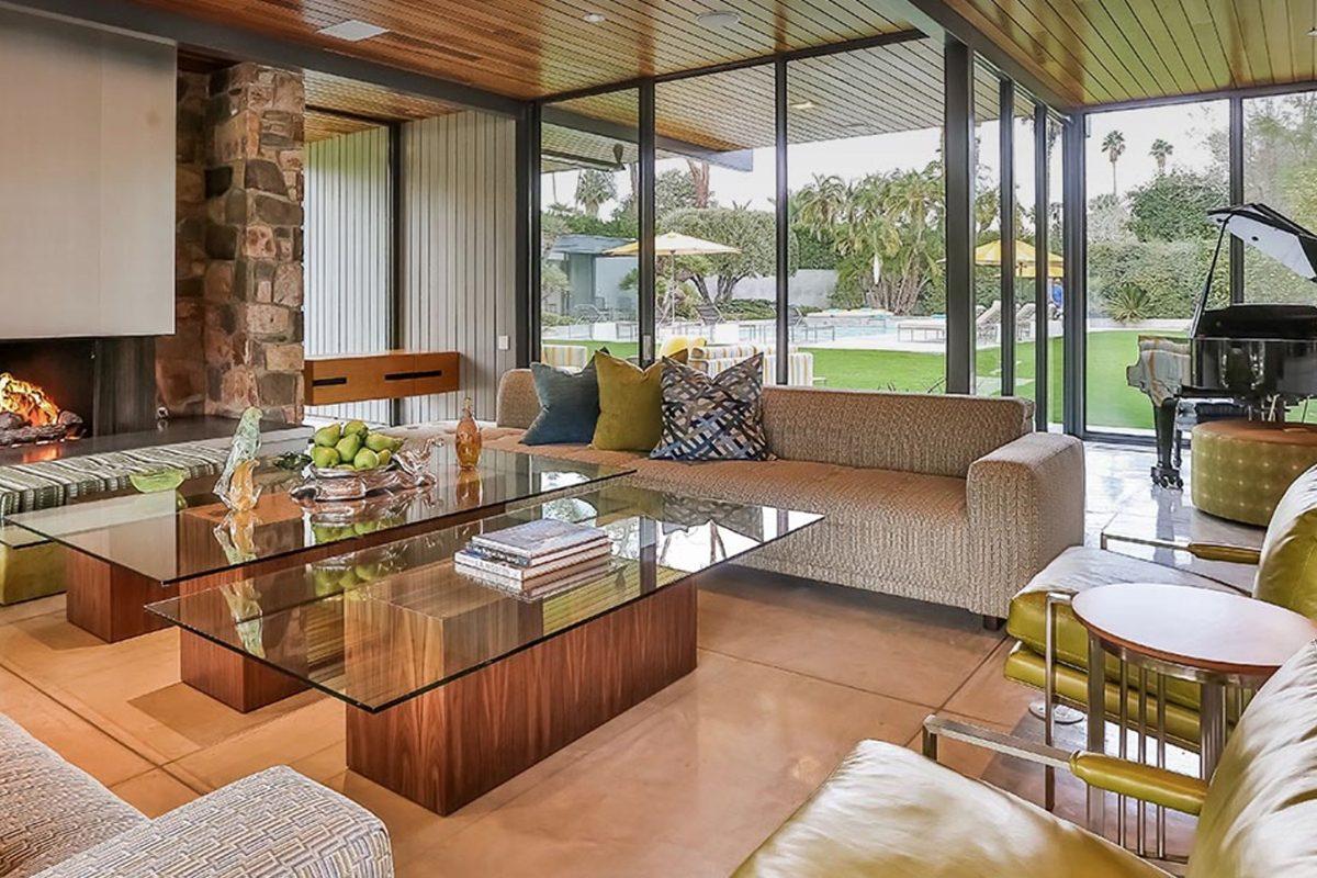 Casas interiores de famosos best cool affordable - Decoradores de interiores famosos ...