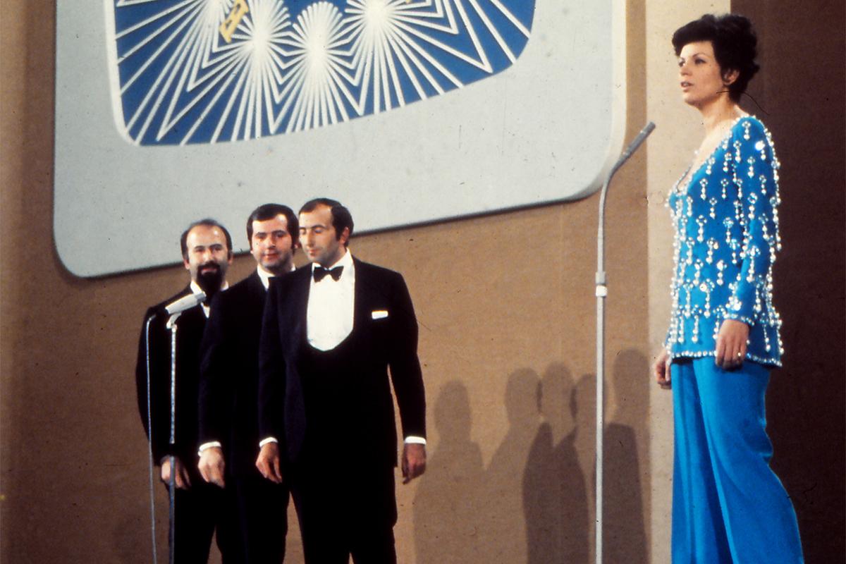 Salome Eurovision