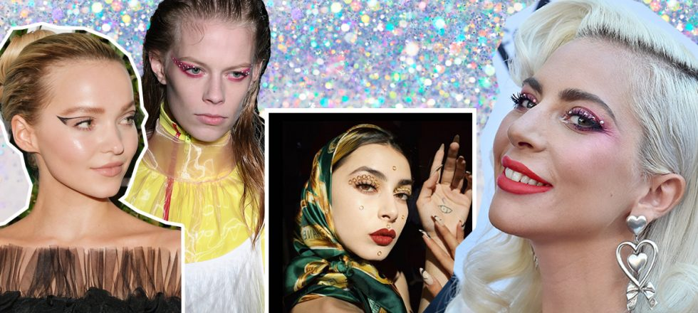 20 pruebas de que el 'eyeliner' extremo es la revolución de 2019