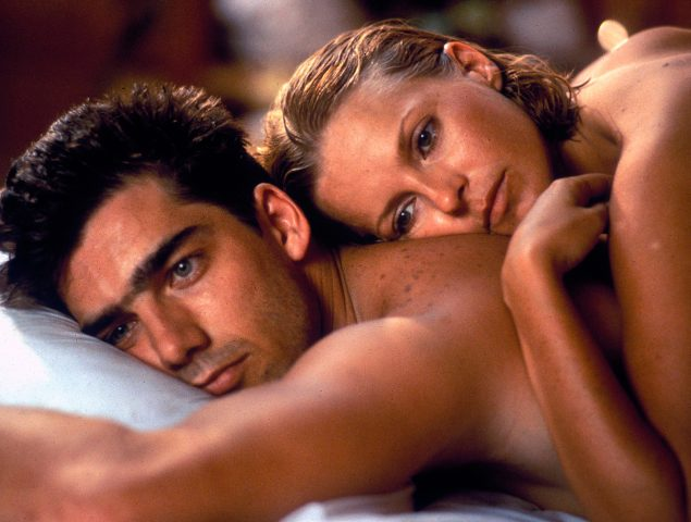 Como tomar la iniciativa en la cama con un hombre