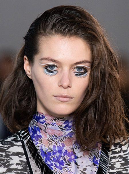 Los maquillajes más impresionantes de las semanas de la moda