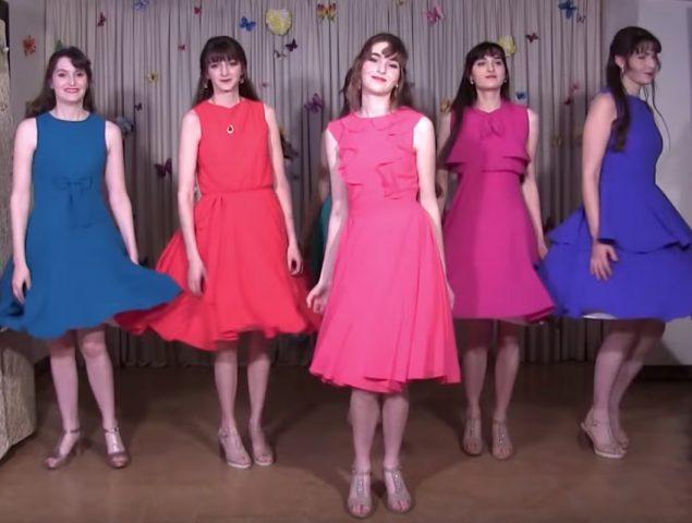 Del pop católico al coreano: así se modernizan las Flos Mariae