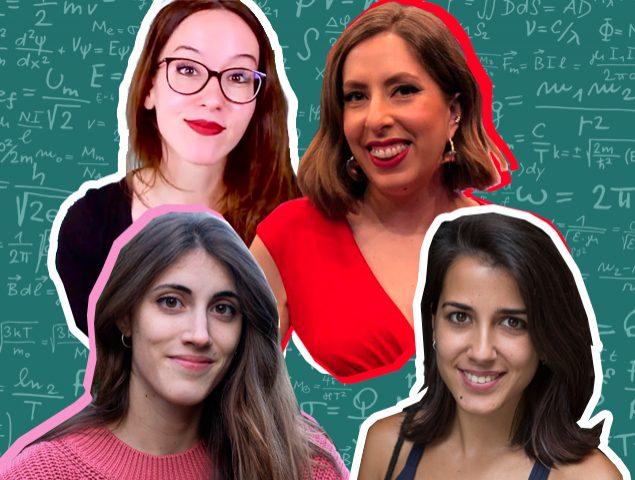 4 youtubers científicas que arrasan desmontando mitos