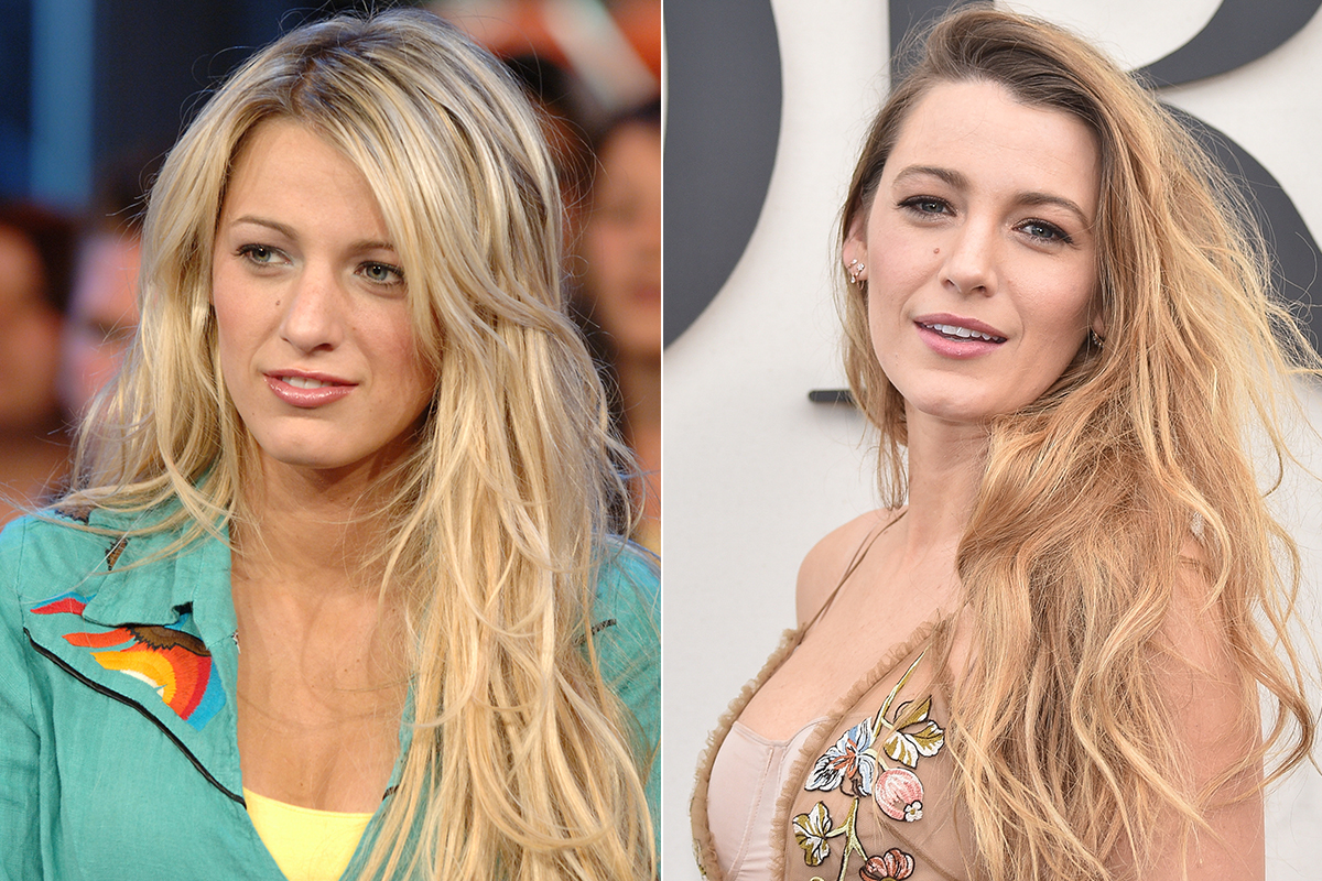 peinado celebrities