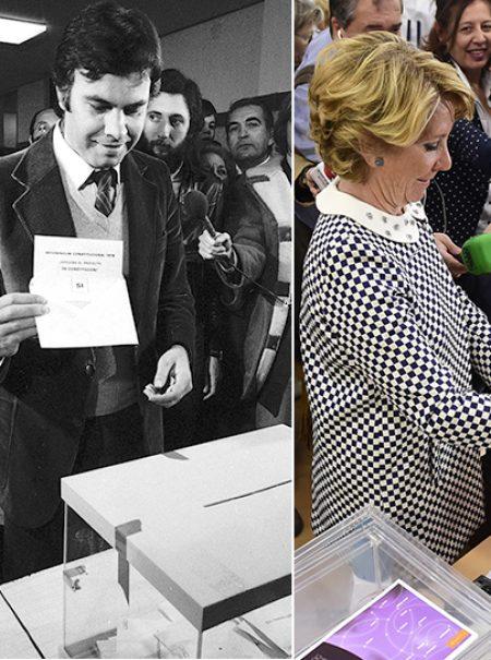 Informal o de punta en blanco, ¿hace el hábito al político?