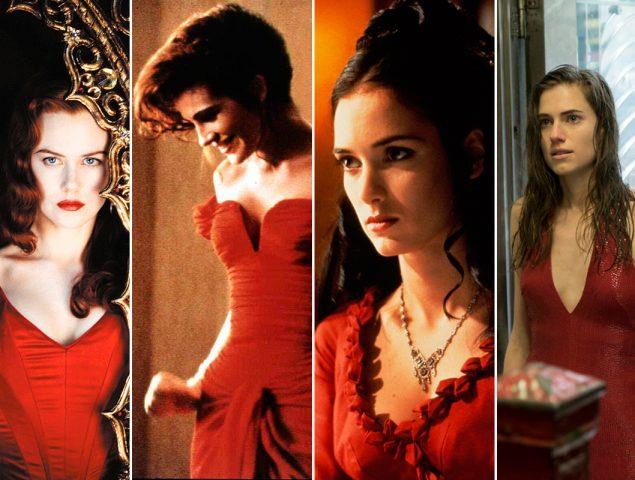 ¿Por qué los vestidos icónicos de series y películas siempre son rojos?