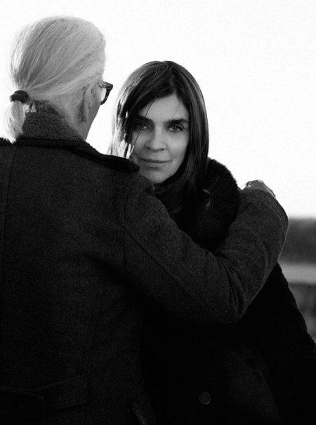 Carine Roitfeld toma las riendas de la firma de Karl Lagerfeld