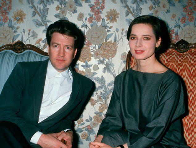 Infidelidades, obsesiones y meditación: así fue la relación de David Lynch e Isabella Rossellini