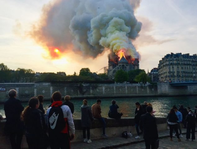 Notre Dame y otras tragedias en 15 de abril que impactaron al mundo