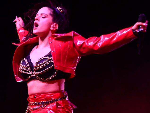 Rosalía se une a la estilista de moda para conquistar Coachella