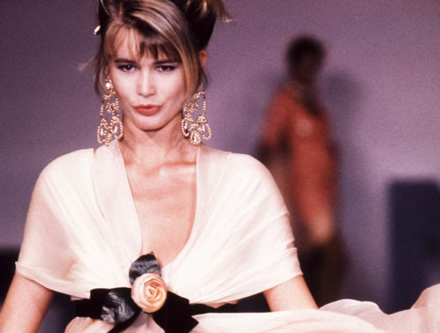 Así fueron las primeras veces de estas 20 'top models' sobre la pasarela