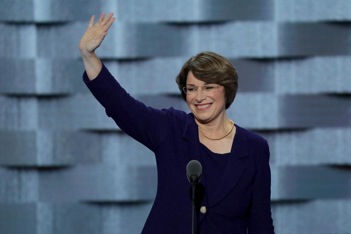 candidatas democratas EEUU