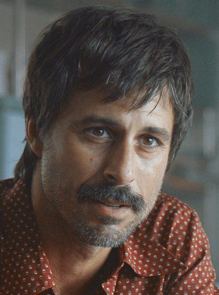 """Hugo Silva: """"Empecé a evitar los papeles en los que tenía que quitarme la camiseta"""""""