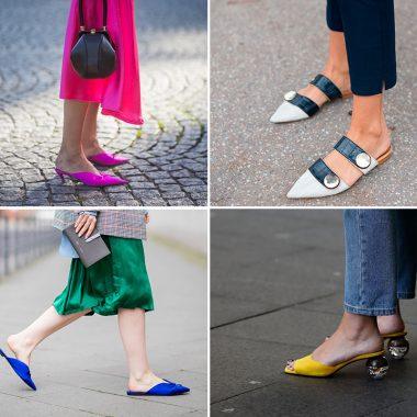 zapatos mule