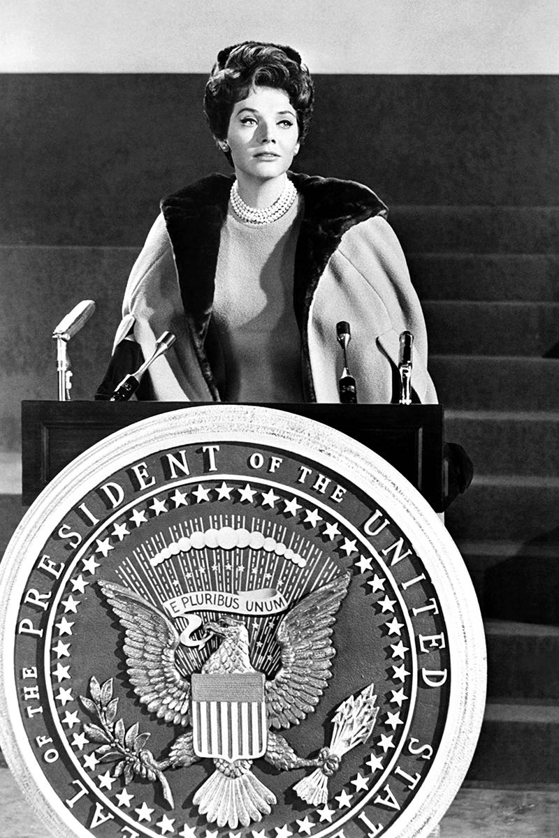 Charlize theron presidentas