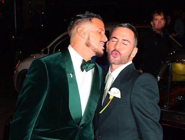 Todos los invitados a la boda de Marc Jacobs en Nueva York