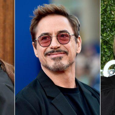 famosos con gafas de sol
