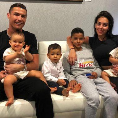hija de Cristiano Ronaldo