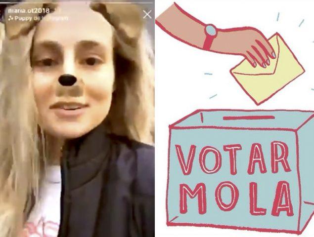 """""""Tu voto me pone como una moto"""": cómo hacer viral (y sexy) ir a las urnas el 28-A"""