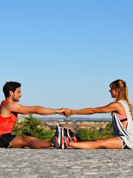 Deporte en pareja: 7 razones por las que conviene hacerlo