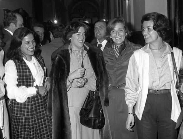 La historia silenciada de las primeras parlamentarias de la democracia
