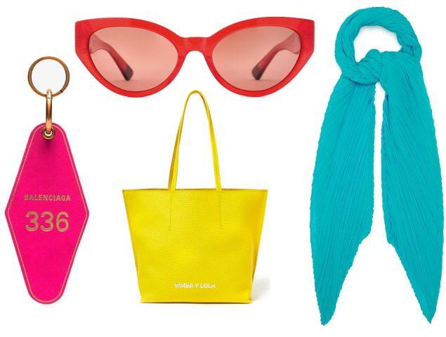 20 accesorios que estallan de color