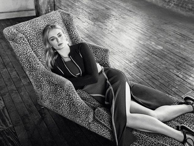 """Sophie Turner: """"Después de 'Juego de tronos' estoy aprendiendo a encontrarme a mí misma"""""""